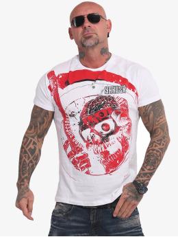 Yakuza T-paidat Fantasize  valkoinen