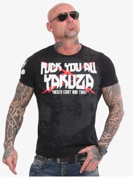 Yakuza T-Shirt F.Y.A. black