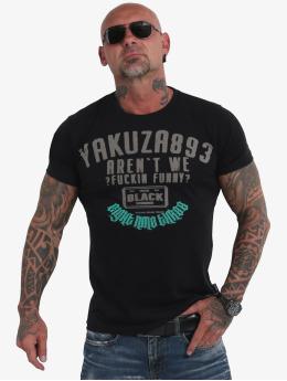 Yakuza T-Shirt Funny Clown black