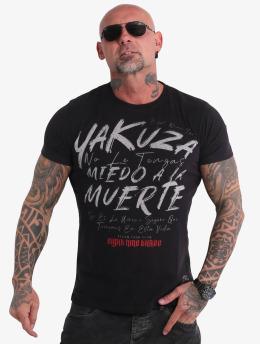 Yakuza T-Shirt Miedo  black