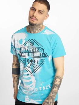 Yakuza t-shirt Xray blauw