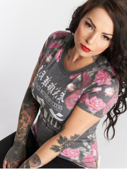 Yakuza t-shirt Inner Peace grijs