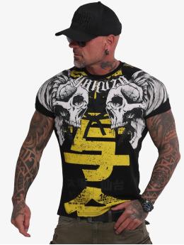 Yakuza T-Shirt Sick Nippon noir