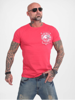 Yakuza T-shirt Bad Side  rosa