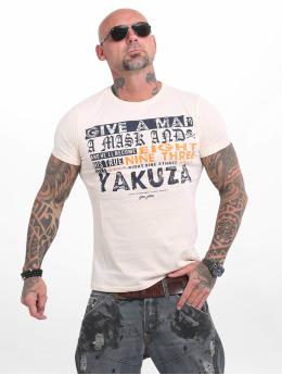 Yakuza T-Shirt Fly  rose