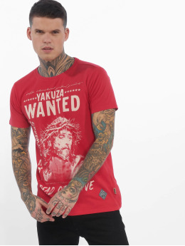 Yakuza T-Shirt Profile rot