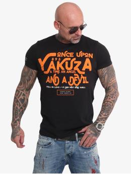 Yakuza T-Shirt Once Upon schwarz