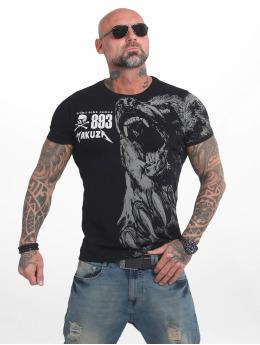 Yakuza T-shirt Beast svart