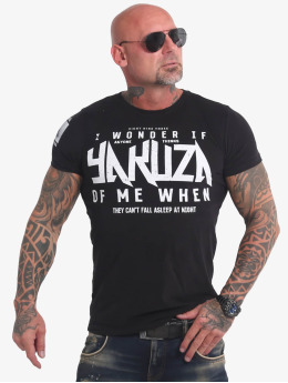 Yakuza T-shirt Anyone  svart