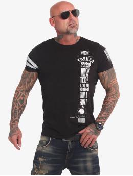 Yakuza T-shirt Ulster  svart