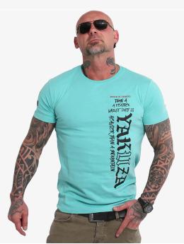 Yakuza T-Shirt Death Duty turquoise
