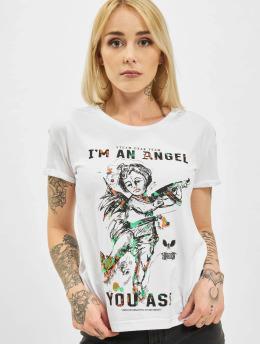 Yakuza T-shirt Angel Box Fit  vit