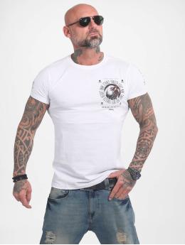Yakuza T-Shirt Bad Side weiß
