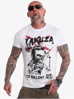 Yakuza T-Shirt Stupidity weiß