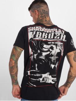 Yakuza t-shirt Shadowplay zwart