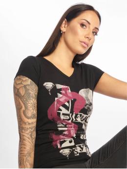 Yakuza t-shirt Fts zwart