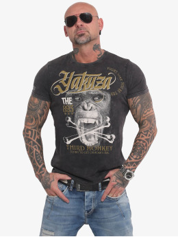 Yakuza t-shirt Third Monkey zwart