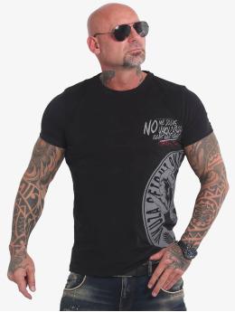 Yakuza t-shirt Jodas  zwart