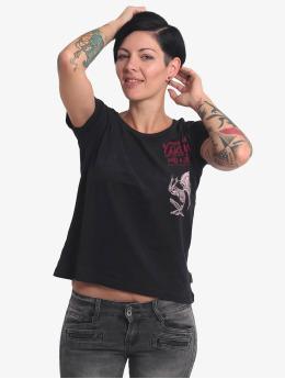 Yakuza T-shirts End Well Box Fit sort