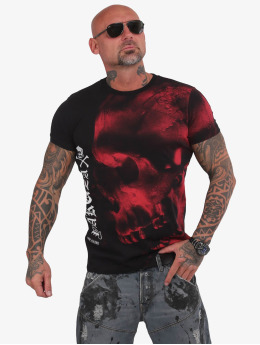 Yakuza T-Shirty Dead End czarny