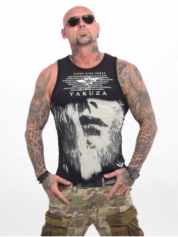 Yakuza Tank Tops Armed Angel schwarz