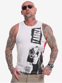Yakuza Tanktop Armed Galaxy wit