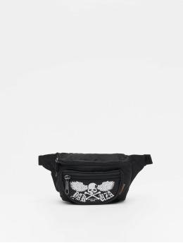 Yakuza Tasche Fyling Skull schwarz