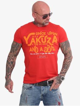 Yakuza Tričká Once Upon èervená