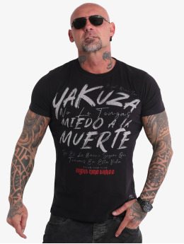 Yakuza Tričká Miedo  èierna