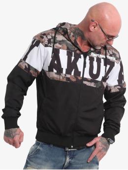 Yakuza Übergangsjacke Tri Star camouflage