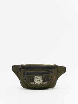 Yakuza Väska Tiger  oliv