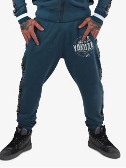Yakuza Verryttelyhousut Bad Side sininen