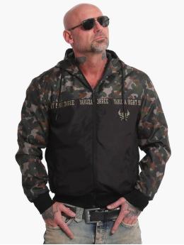 Yakuza Veste mi-saison légère Tactical Skull  camouflage