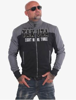 Yakuza Veste mi-saison légère FYA  noir