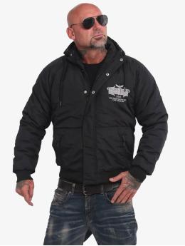 Yakuza Winter Jacket 893 Command black