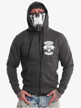 Yakuza Zip Hoodie 893mc Ninja черный