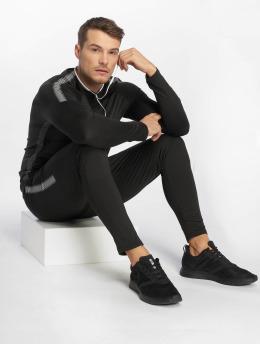 Zayne Paris Obleky Sweat čern