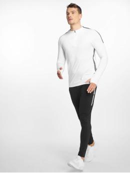 Zayne Paris Obleky Long Sporty bílý