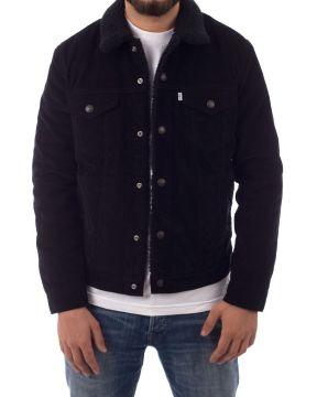 Levi's® Veste Noir Jean Homme 520183 Type BqZwUBtr