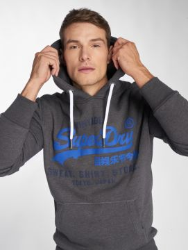 Superdry Capuche Gris Homme Shop Duo 524950 Sweat z0qzrA