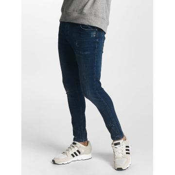 2Y Облегающие джинсы Oscar синий