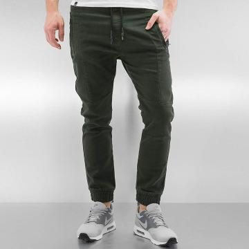 2Y Спортивные брюки Leeds хаки