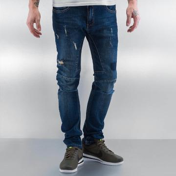 2Y Jean skinny Brest bleu
