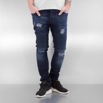 2Y Jean skinny Liverpool bleu