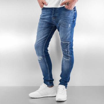 2Y Jeans ajustado Kelsey azul