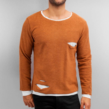 2Y Longsleeve Pett orange