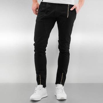 2Y Skinny Jeans Bolton čern