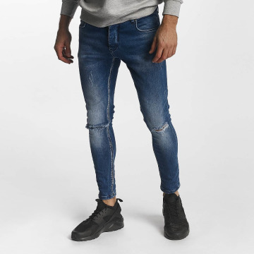 2Y Skinny jeans Jack blå