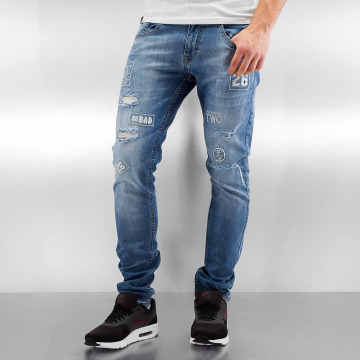 2Y Skinny Jeans 2 Bad blau
