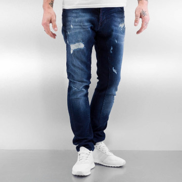 2Y Skinny Jeans Freeman blau